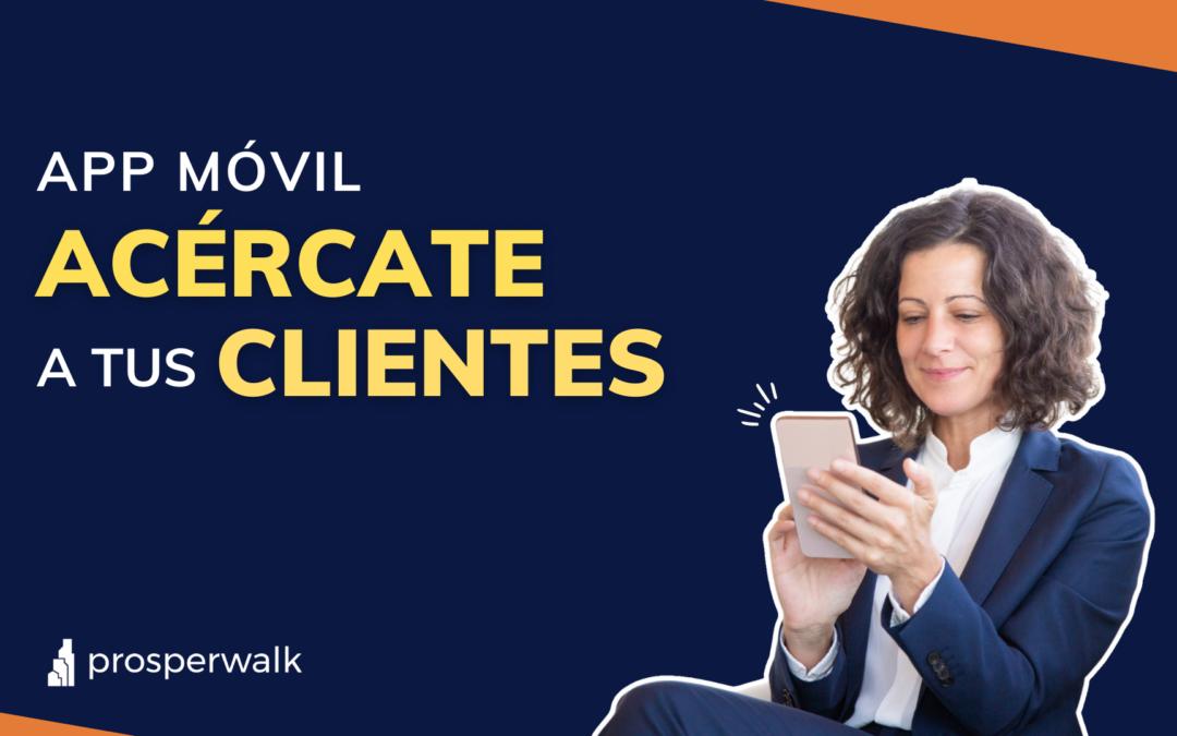 App Móvil: tu negocio a la mano de tus clientes.